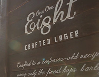 Activation - 'One One Eight Lager'