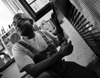 Art Series / Amos Kennedy Jr at Pulcinoelefante