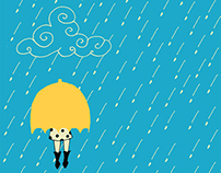 Pattern Design - Collection Rain