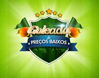 Goleada de Preços Baixos - Floresta Supermercados