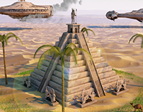 """""""A temple for Anubis"""""""