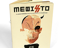 "Ariane Mnouchkine's ""Mefisto"""