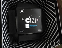 Cartoon Network Packaging