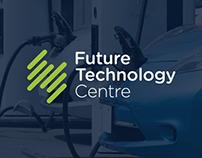 Future Technology Centre - Branding