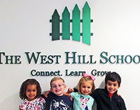 The West Hill School Re-Brand