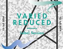 Varied/Redudec Label Session