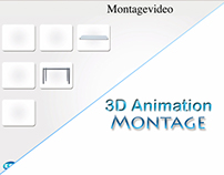 Montagevideo 3D animation