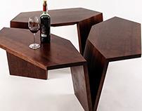 Buzzard, table