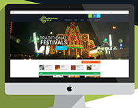 IDENTITY &   WEBSITE DESIGN for Traditionalkerala.com