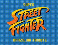 Street Fighter: Brazilian Tribute