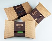 Bjørk - identity and product design