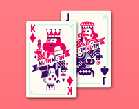 Mysteryland Playing Cards