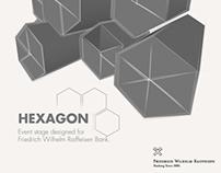 Hexagon//Stage Design