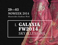 Flyer / GALAXIA COUTURE Fashion Week