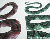 Snakes... Sssssss