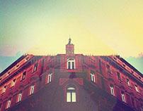 Double Exposure - Berlin/Budapest
