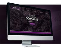 Website design for AllSimple
