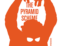 Gig posters - The Pyramid Scheme