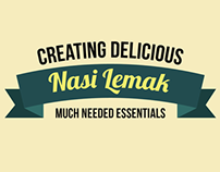 Nasi Lemak Essentials