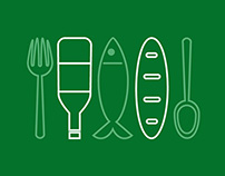 Restaurant Business Icons