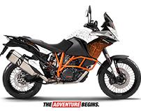 EFFETTI ADVENTURE - Motorcycles graphic kits