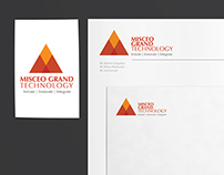 Misceo Grand Technology - Branding
