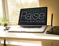 Raise, Minimal StandDesk