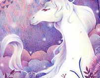 The Last Unicorn (sketch)