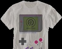 Game Boy T-shirts