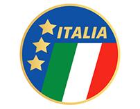 Italia 1990 world cup logo