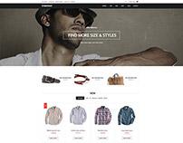 Storefront - eCommerce WordPress Theme