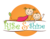 Rise and Shine baby Academy logo