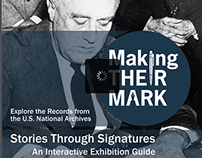 """""""Making Their Mark"""" Exhibition eBook, National Archives"""