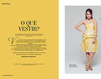Revista Mariée - O que Vestir?