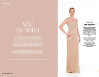 Revista Mariée - Mãe da noiva