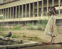 При́п'ять - Pripyat Ghost Town
