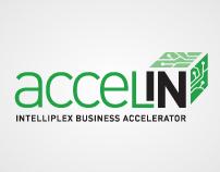 Accel-IN Logo & Microsite
