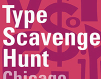 Type Scavenger Hunt