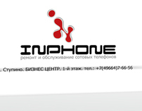 Company logo. INPHONE