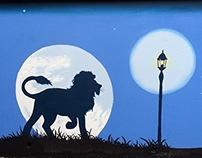 Genesis+Art Palmerston Mural Project 2014