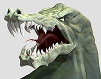 ZBrush Monster Modeling