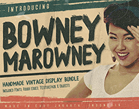 Bowney Marowney (Special Price)
