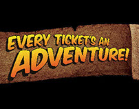 Every ticket's an adventure | Instant Scratch-Its