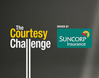 Courtesy Challenge | Suncorp Insurance