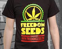 Freedom Seeds tshirts