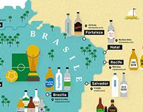 Cachaça Brazil World Cup - Panorama