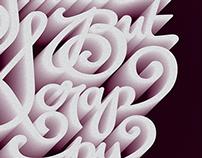 Alfalfa Studio 10 Year Anniversary Poster Series