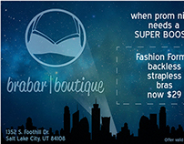 brabar|boutique Misc. Promotions (Spring 2014)