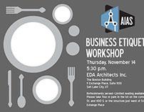 AIAS Mentorship Program (Spring 2014)