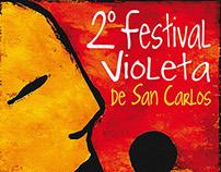 Afiche Festival Folclórico